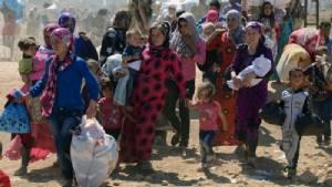 """รัฐบาลแคนาดาประกาศบริจาคเงินมากกว่า 2,600 ล้านให้ยูเอ็น ช่วย """"ผู้อพยพซีเรีย"""""""
