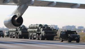 """ไปดูกันเลย... รัสเซียขนจรวด S-400 สุดล้ำเข้าซีเรียหมาดๆ สอยได้ทุกอย่างทั้ง """"แร็ปเตอร์"""" ขีปนาวุธข้ามทวีป"""