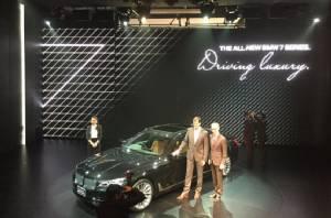 """BMW เปิดแนวรุกรถพรีเมียม ส่งแฟลกชิป """"ซีรีส์ 7 ใหม่"""" ชิงตลาด"""