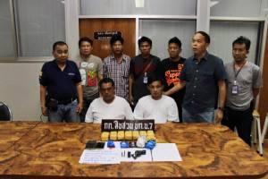 จับ 2 หนุ่มเดนคุก หลังพ้นโทษตั้งตนเป็นเอเยนต์ค้ายานรก