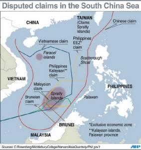 """ฟิลิปปินส์แจงข้อมูลโต้ปักกิ่งเรื่อง """"ข้อพิพาททะเลจีนใต้"""" ต่อศาลอนุญาโตตุลาการที่กรุงเฮก"""