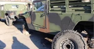 """สุดเซ็ง! สหรัฐฯ ส่ง """"รถฮัมวีรุ่นปลูกสะระแหน่"""" ไปให้ยูเครน ใช้ต่อกรกบฎยูเครนที่มีรถถังรัสเซีย T-72B3 รุ่นล่าสุดประจำการ"""