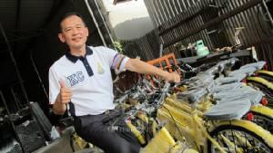 """เปิดตำนาน 50 ปี """"เจเคซี ไบค์"""" จักรยานไทยยืนหยัดเหนือเวลา"""