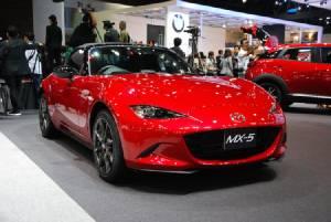 Mazda MX-5 โรดสเตอร์รุ่นดังพร้อมขาย 2.7 ล้านบาท