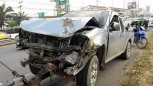 รายงานปี 2558 ประเทศไทยได้ที่หนึ่งในโลกแห่งเรื่องความตายบนท้องถนน