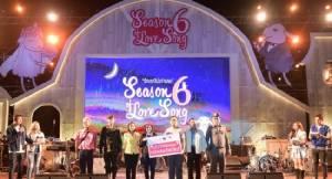 """จัดเต็ม 15 ศิลปิน กอดกันเบาๆ  """"รักเราไม่เก่าเลย  Season Of Love Song #6"""""""