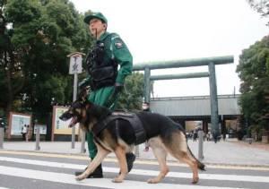 รัฐบาลญี่ปุ่นจัดตั้งหน่วยงานต่อต้านการก่อการร้าย