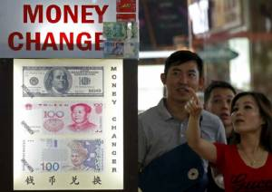 """""""หยวนจีน"""" สกุลเงินเดียวที่รอวันทรงอิทธิพลโลกเช่นดอลลาร์สหรัฐ"""