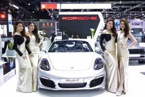 """Porsche 911 GT3 RS ตัวโหดอวดโฉม""""มอเตอร์เอ็กซ์โป2015"""""""