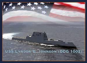 เปิดประวัติศาสตร์หน้าใหม่ เทคโนโลยีใหม่ เรือพิฆาตยักษ์สเตลธ์ทรงเตารีด USS Zumwalt ออกทะเลครั้งแรก