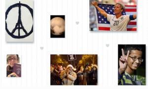ป้ายคำฮิต ข้อความทวีต และผู้ใช้ Twitter แห่งปี 2015