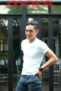 'โทโมกิ ชิราอิชิ' Nippon Guy with Thai Heart