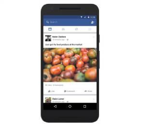 เฟซบุ๊กปรับ NewsFeed คอมเมนต์ได้แม้ไม่มีสัญญาณเน็ต