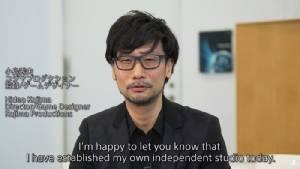 """คืนชีพใหม่! """"Kojima Productions"""" ซบโซนี่เน้นป้อนเกมลง PS4"""
