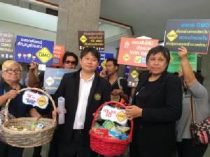 ผู้บริโภค 158 องค์กร จี้ สธ.ขยายฉลากจีเอ็มโอ หลังพบข้าวสาลี มะละกอ แซลมอน ไม่บอกปนเปื้อน