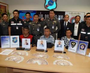 ตำรวจรวบแก๊งชาวจีน ล้วงกระเป๋านักท่องเที่ยวในสนามบินสุวรรณภูมิ