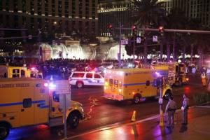 เกิดเหตุรถยนต์พุ่งชนคนตาย 1 เจ็บ 36 ในลาสเวกัส ใกล้ที่จัดประกวดมิสยูนิเวิร์ส