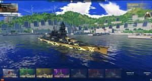 """""""World of Warships"""" เตรียมพร้อมเข้าสู่โหมดอนิเมะ """"โมเอะแม่ย่านาง"""""""