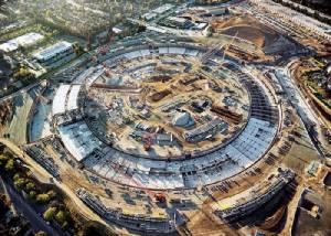 (ชมภาพ) สนง.ใหญ่แอปเปิลแห่งใหม่ เหมือนลอกแบบบ้านดินถู่โหลว