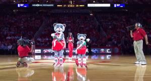 อย่างเร็ว! แห่แชร์ The Rockets Bear หลังจับประเด็นมิสยูนิเวิร์สประกาศผิดคนมาเล่นมุขช่วงพักครึ่ง