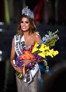 ดรามาจักรวาล Miss Universe  2015