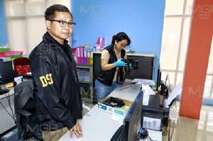 """ดีเอสไอบุกค้น """"นสพ.ตำรวจพลเมือง-กองทุนฌาปนกิจ"""" เข้าข่ายแชร์ลูกโซ่ ตุ๋นรากหญ้าทั่วประเทศ (มีคลิป)"""