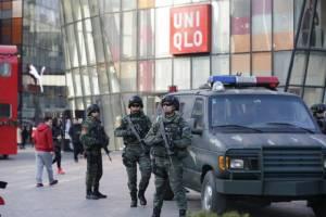 """4 ประเทศตะวันตกหวั่น """"ปักกิ่ง"""" จะถูกโจมตี จีนก็ยกระดับรักษาความปลอดภัยเข้ม"""