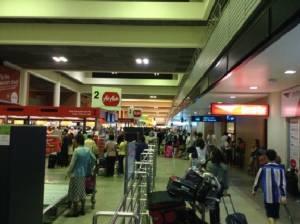 ทอท.คาดมีผู้โดยสารกว่า 2.5 ล้านคนเดินทางผ่าน 6 สนามบินช่วงปีใหม่