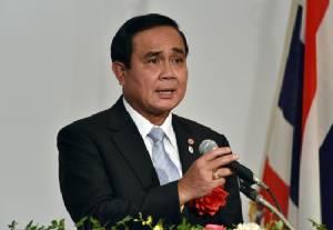 Thai junta chief defends verdict in murder of Britons