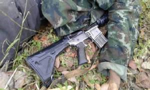 ทหารพรานปะทะคาราวานยานรกว้าแดงสนั่นป่าแม่อาย เป่าทิ้งคาที่ 2 ศพ