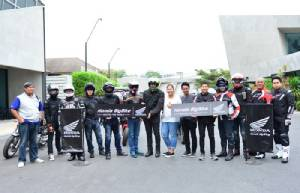 ฮอนด้าจัดทริปสัมผัส New 500Series ครั้งแรกในไทย