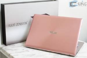 Review : Asus Zenbook UX303UB อัปเกรดใส่ซีพียูใหม่ พร้อมกราฟิกการ์ด