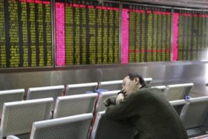 """ตลาดหุ้นจีนระส่ำ! ร่วงกราว 7% ต้องสั่ง """"เซอร์กิต เบรกเกอร์"""" ครั้งแรกในประวัติศาสตร์"""