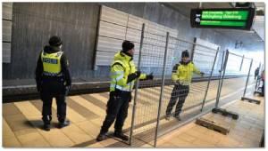 """สวีเดนจัดระเบียบเข้าประเทศใหม่ """"เข้มตรวจหนังสือเดินทางทุกคนที่เข้าประเทศจากเดนมาร์ก"""" สกัดผู้อพยพซีเรีย"""