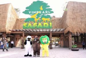 เวียดนามเปิดสวนสัตว์ใหญ่กึ่งซาฟารี บนเกาะท่องเที่ยวทะเลอ่าวไทย