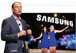 ซัมซุงขนสินค้า IoT บุก CES 2016