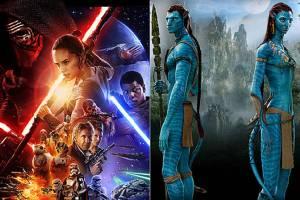 Star Wars เป็นหนังทำเงินสูงสุดตลอดกาลของสหรัฐฯ อย่างเป็นทางการ