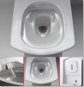 "In Pics & Clips : สุดอึ้งกลางงานไฮเทคระดับโลก CES 2016 บ.สุขภัณฑ์ญี่ปุ่น TOTO เสนอนวัตกรรม Smart Toilet  ""โถส้วมที่ล้างแค่ปีละครั้ง"" ด้วยเทคโนโลยีโฟโตแคตาไลซิส"