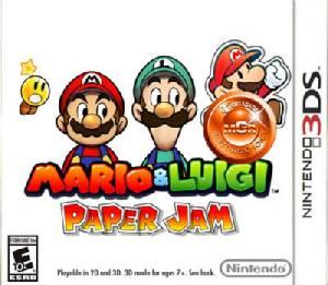 Review: Mario & Luigi Paper Jam เกมมาริโอสามประสาน