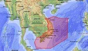เวียดนามเตือนจีนเที่ยวบินไปหมู่เกาะสแปรตลีย์คุกคามความปลอดภัยทางอากาศ