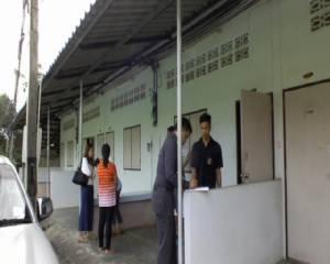 คนร้ายงัดห้องพักนักศึกษาเมืองจันท์ 2 รายซ้อน