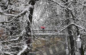 พายุหิมะพัดถล่มทำหลายพื้นที่ของยุโรปตะวันออกหนาวยะเยือก ปชช.ได้รับผลกระทบอื้อ