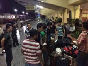 ตม.หนองคายจับเวียดนาม 14 คนอยู่เกินแล้วลอบหลบหนีกลับฉลองตรุษเต็ด