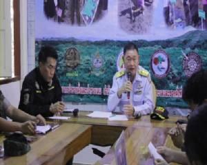 ชุดพยัคฆ์ไพรบุกจับผู้บุกรุกเขตป่าสงวนใน อ.ขลุง จันทบุรี