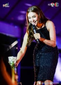ต้อนรับปีใหม่กับช่อง 3 Power Team Concert  ที่ตลาดน้ำอัมพวา จ.สมุทรสงคราม