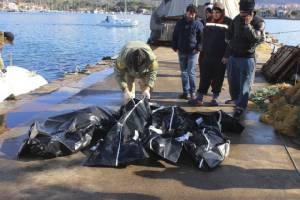 เรือผู้อพยพอัปปางกลางทะล2ลำติด จมน้ำตายรวม42ศพเป็นเด็ก17คน