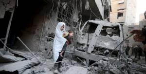 โจมตีทางอากาศรัสเซียคร่าชีวิตพลเรือนซีเรีย 47 ราย ก่อนเปิดประชุมยุติสงครามสัปดาห์หน้า