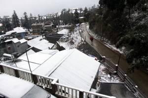 หิมะตกอีกปีในเวียดนาม ซาปา -5 องศาน้ำค้างแข็งคลุมภูเขาเย็นเยือก