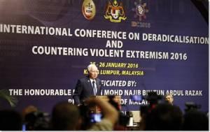 """นายกฯมาเลย์ป้องมาตรการรุนแรงต้านก่อการร้าย """"ไม่มีเสรีภาพพลเมืองภายใต้ IS – มาเลเซียไม่ปล่อยให้แทรกซึมเด็ดขาด"""""""