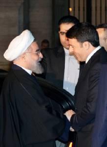 """ยุโรปตาเป็นมัน! ผู้นำอิหร่านกระชับสัมพันธ์ """"อิตาลี"""" ลงนามข้อตกลง 17,000 ล้านยูโร"""